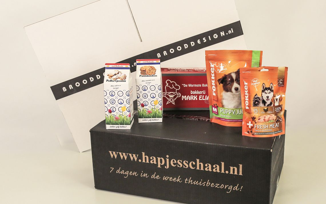Bedrukte dozen | Brabo Verpakking