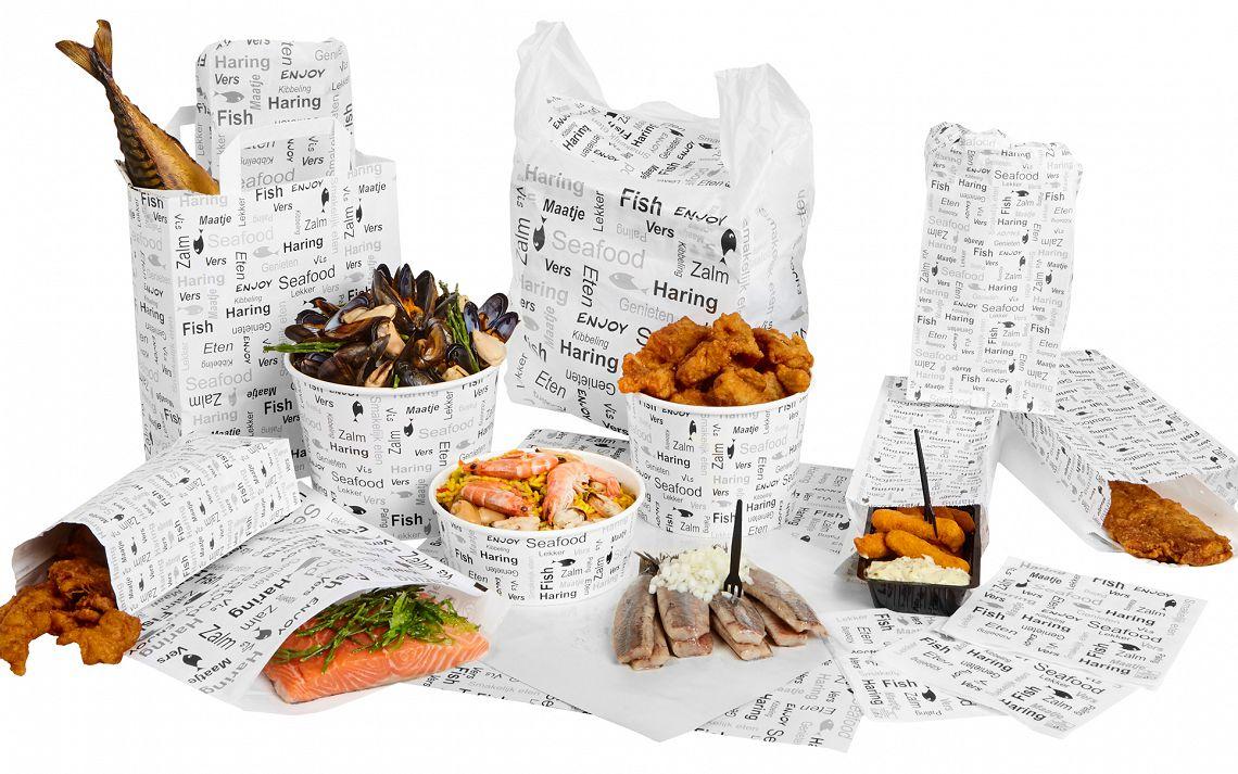 Nieuwe verpakkingslijn Enjoy Fish