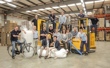 Brabo Verpakking teamfoto